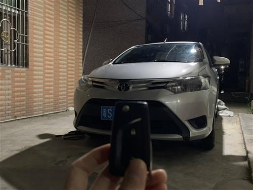 豐田威馳 2016自動波