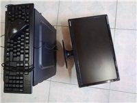 出几台公司电脑,18.5-23寸液晶显示器,主机鼠标键盘显示器全套全好,到手即用,办公看电影上网课都...