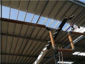 专业各种钢结构车辆厂房彩钢板房