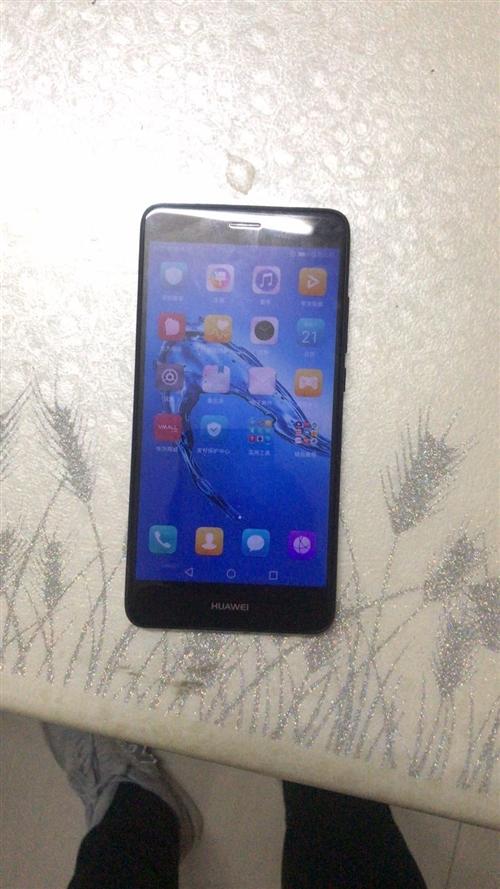 华为手机。黑色九新,电池耐用。4+64g_待机20多天!
