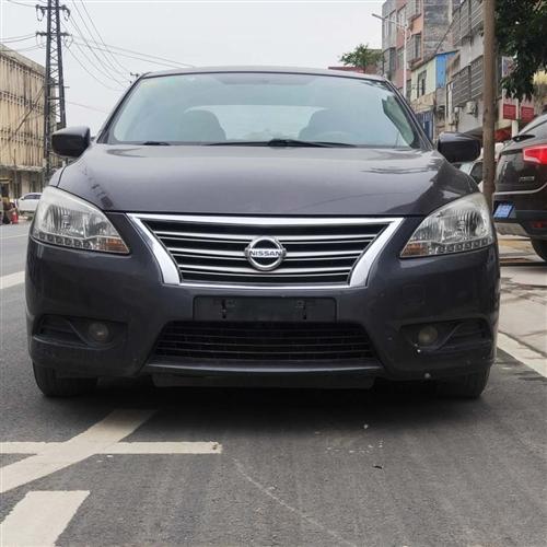 日产轩逸2012款1.6L