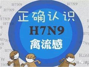 洪洞人注意,H7N9来到山西,已确诊有一人感染! 别慌!要这么防……