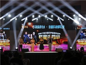 中国好声音宁国赛区颁奖盛典群星演唱会