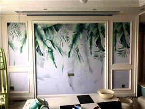 天丽壁纸爱漫时墙布形象图