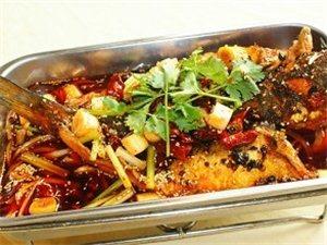 民食豆芷烤鱼