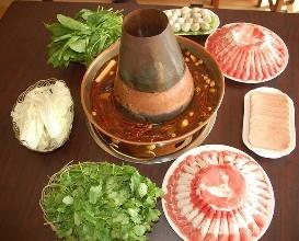 乡里香羊肉火锅