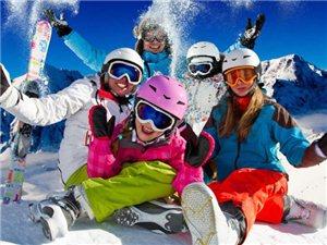 霍爾果斯雪之戀滑雪場