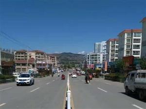 你能看出来这是咱们清水县的街道吗?