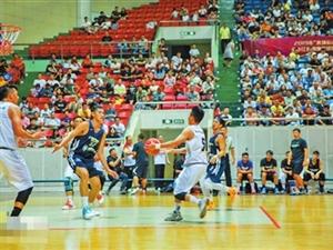 2019珠中江澳四地篮球邀请赛落幕 珠海队获得亚军