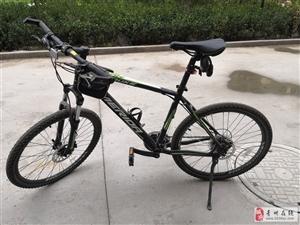 美利达自行车,24速,27寸